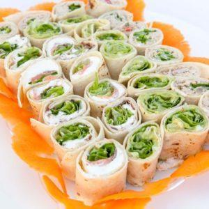 סושי טורטיה