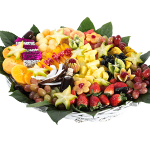 סלסלת פירות מהפנטת