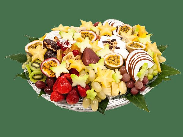 סלסלת פירות הגר
