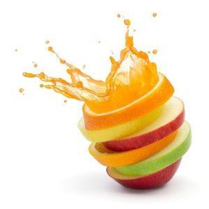 פרי גנך סלסלת פירות